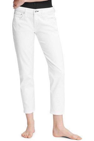 RAG&BONE Women Boyfriend Jeans - Women's Dre Low-rise Slim Boyfriend Jeans - - Size 30