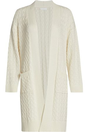 SABLYN Women Cardigans - Women's Mirna Long Cable-Knit Cardigan - - Size Small