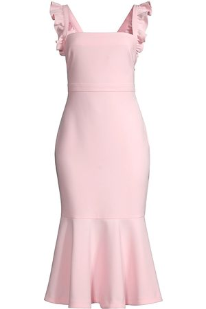 LIKELY Women Evening dresses - Women's Favorite Stretch Hara Dress - Rose Shadow - Size 12