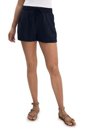 Splendid Women Shorts - Women's Campside Shorts - Navy - Size Small