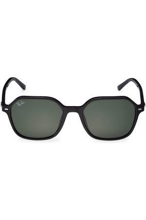 Ray-Ban Men's RB2194 53MM Square Sunglasses - Shiny