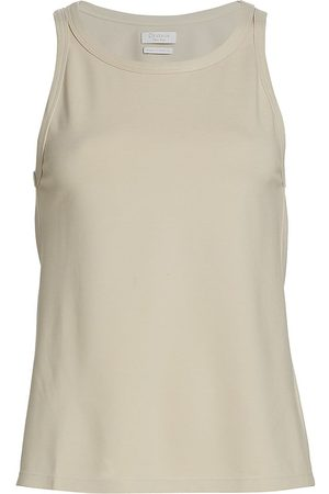 Deveaux New York Women's Paula Tank Top - - Size Large