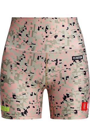 P.E Nation Women's Combat Bike Shorts - Size XS