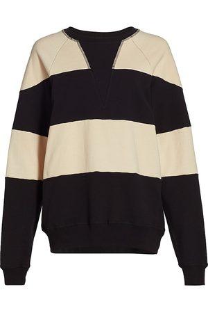 Splits59 Women's Jill Terry Sweatshirt - Oat - Size Large