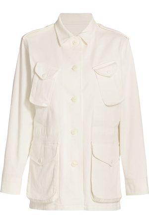 RAG&BONE Women's Ohara Feild Jacket - Ecru - Size Medium