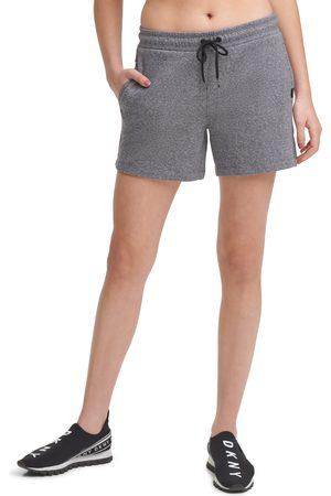 DKNY Women's Logo Tab Shorts