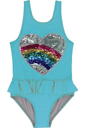 Beach Lingo Toddler Girl's Kids' Sequin One-Piece Swimsuit