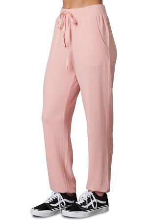 Nia Women's Ribbed Hacci Lounge Pants