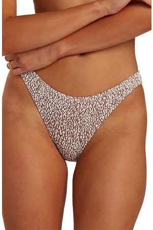 Billabong Women Bikinis - Women's Wild Shadows Hike Bikini Bottoms
