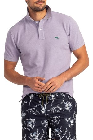 Rodd & Gunn Men's 'The Gunn' Pique Sports Fit Cotton Polo