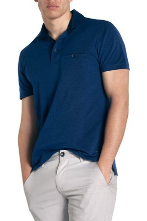 Rodd & Gunn Men Polo Shirts - Men's Sherwood Short Sleeve Pique Polo