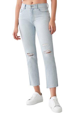 Dl Women's 1961 Mara Instasculpt High Waist Ankle Straight Leg Jeans
