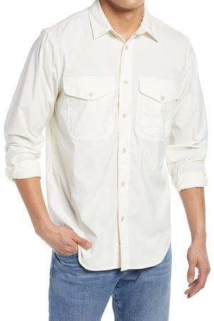 Filson Men Long sleeves - Men's Twin Lakes Long Sleeve Button-Up Shirt