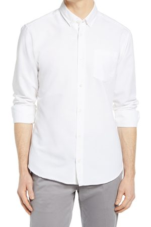 Tact & Stone Men's Men's The Upcycled Oxford Button-Down Shirt