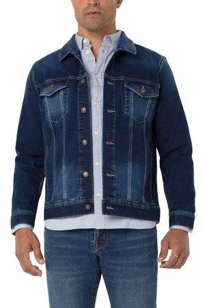 Liverpool Jeans Company Men's Stretch Denim Jacket