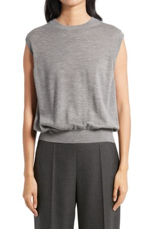The Row Women's Balham Spring Cashmere Sleeveless Sweater