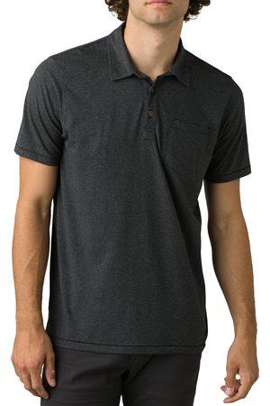 PrAna Men's Praana Men's Regular Fit Short Sleeve Polo