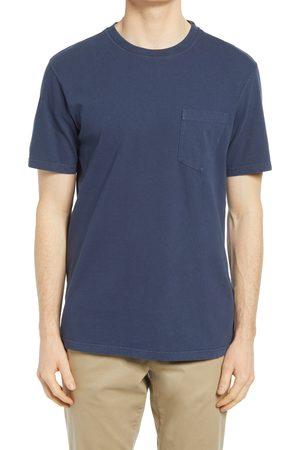 Tact & Stone Men's Men's Heavyweight Upcycled Pocket T-Shirt