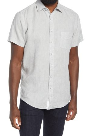 Rodd & Gunn Men's Regular Fit Ellerslie Linen Shirt
