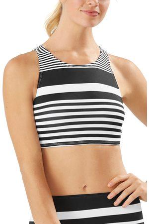 Tommy Bahama Women's Breaker Bay Lace Back Swim Top