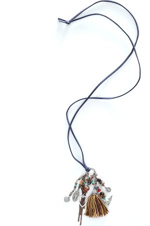 Peruvian Connection Milagro Charms Necklace