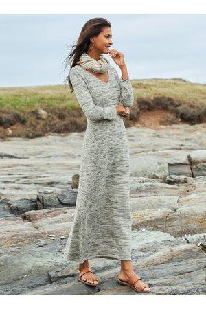 Peruvian Connection Pima Cotton Moon Shadow Dress