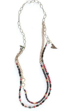 Peruvian Connection Ravenna Double Strand Necklace