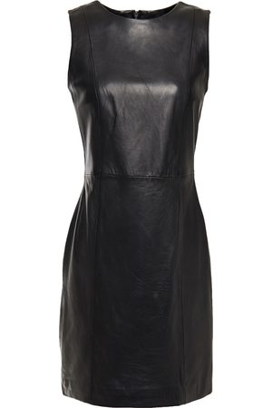 Muubaa Woman Leather Mini Dress Size 10