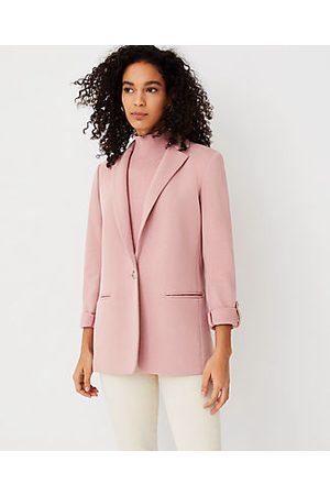 ANN TAYLOR Women Blazers - Petite Knit Blazer