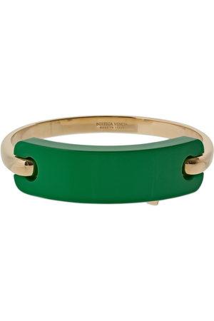 Bottega Veneta Men Bracelets - Tag Braided Double Wrap Bracelet