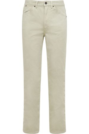LEMAIRE Tapered Cotton Denim Jeans
