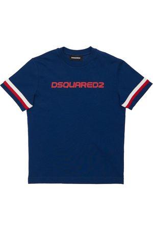 Dsquared2 Cotton Jersey T-shirt