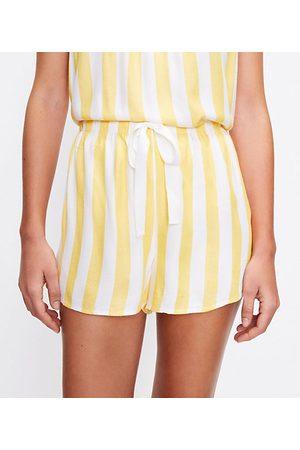 LOFT Women Pajamas - Striped Pajama Shorts