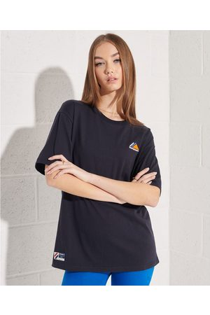 Superdry Mountain Sport Embroidered S Deep Navy