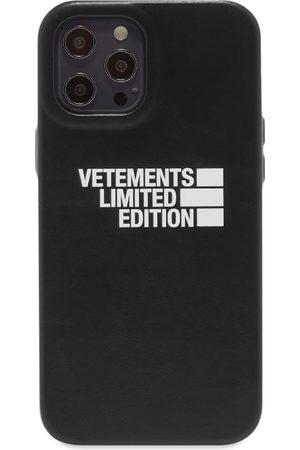 Vetements Logo Limited Edition iPhone 12 Pro Case