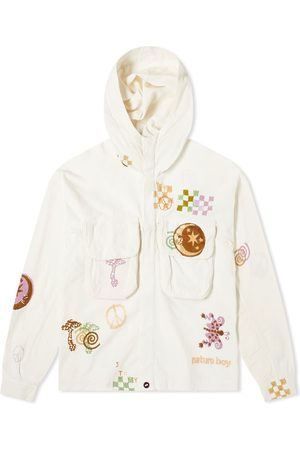 Story Men Jackets - Embroidered Forager Jacket