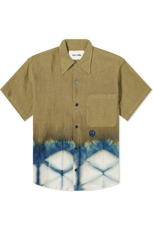 Story Dip Dye Short Sleeve Shore Shirt
