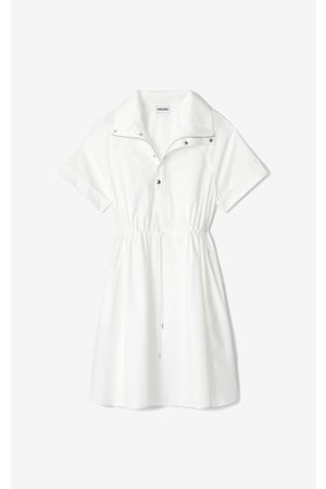 Kenzo Fitted shirt dress