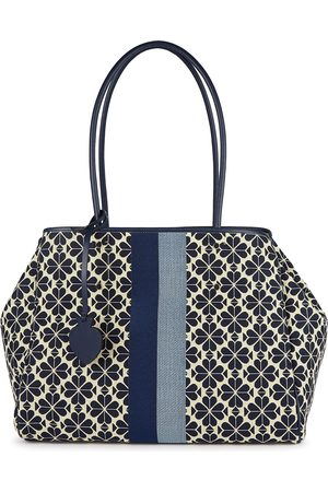 Kate Spade Everything large printed canvas tote