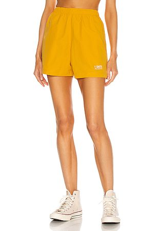 7 Days Active Champion Shorts in Yellow