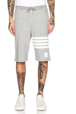 Thom Browne Classic Sweatshorts in Grey
