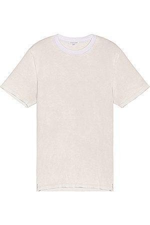 Cotton Citizen Men T-shirts - Presley Tee in Light Grey