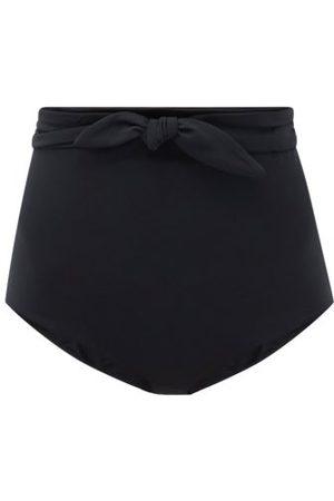 Mara Hoffman Women Bikinis - Jay High-rise Recycled Fibre-blend Bikini Briefs - Womens