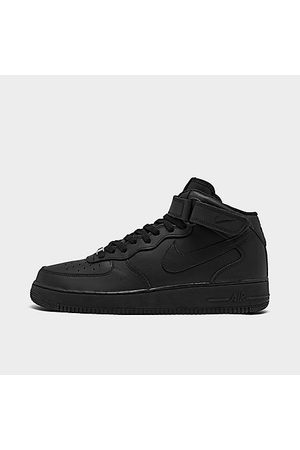 Nike Men Casual Shoes - Men's Air Force 1 Mid '07 Casual Shoes in / Size 14.0 Leather