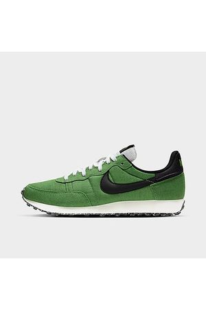 Nike Challenger OG Grind Casual Shoes in Green/Mean Green Size 5.0 Canvas