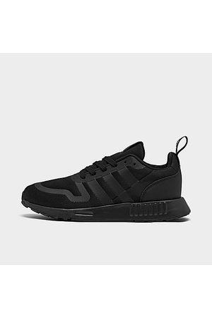 adidas Big Kids' Originals Multix Casual Shoes in Black/Black Size 4.0