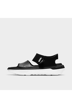 Nike Boys' Big Kids' Playscape Sandals in Black/Black