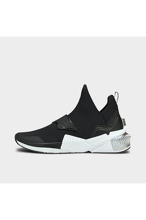 PUMA Women's x FIRST MILE Provoke XT Xtreme Casual Training Shoes in Black/ Black