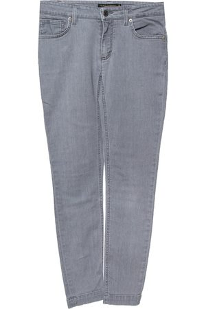 Dolce & Gabbana Grey Denim Kate Slim Fit Jeans XS