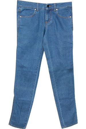Stella McCartney Blue Denim Skinny Jeans S